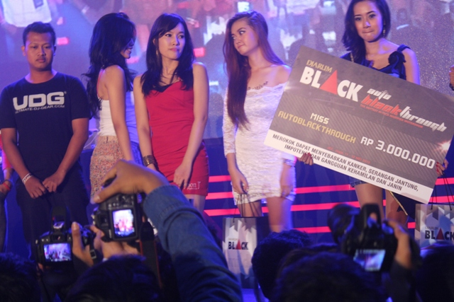 Miss Autoblackthrough jogja 2013
